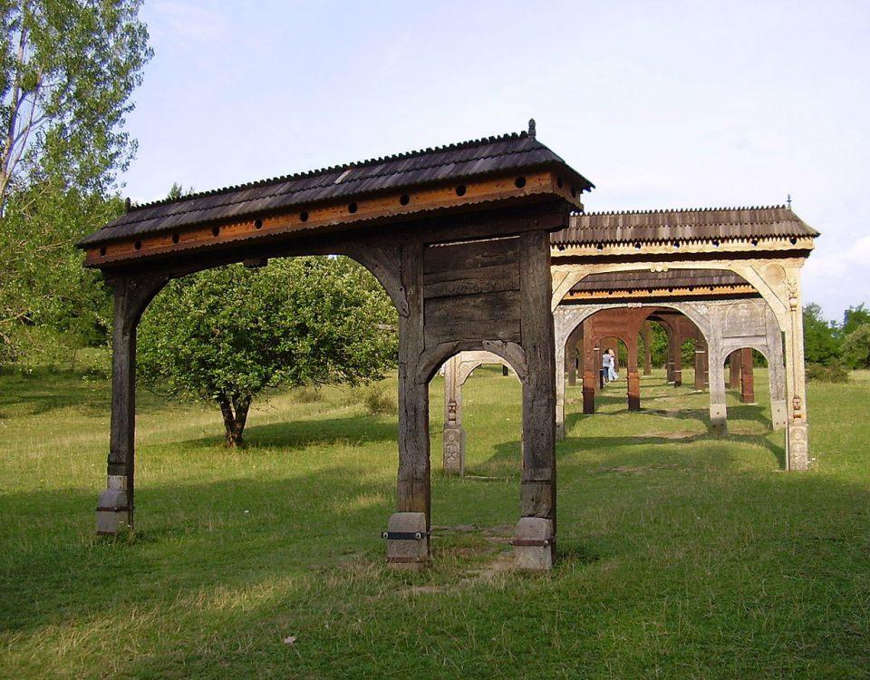 Szejkefürdő (Székelykapu-múzeum)
