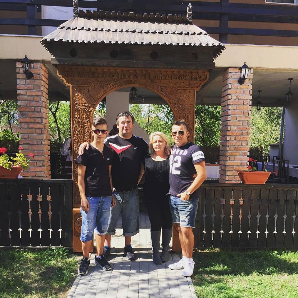 Márton család - Becsali
